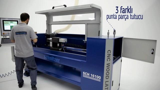 """Schnitzer makine için hazırladığımız """"Ürün Reklam Filmleri"""""""