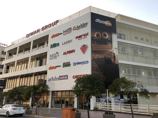 """6.000 m2'lik mağaza iç mimari ve dış cephe çalışmamız """"Süleymaniye/IRAK"""""""