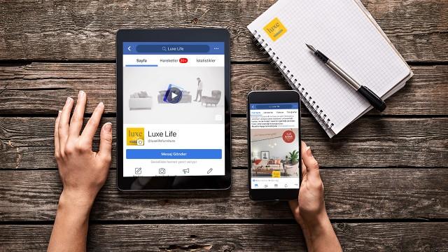 """Luxe Life """"Facebook/Instagram"""" sayfa yönetimi Kuzey Işıkları'nda"""